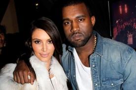 Twitter: Kanye West publica fotos íntimas de Kim Kardashian [Fotos]