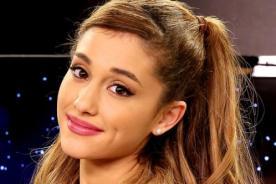 ¿Ariana Grande encontró nuevamente el amor?