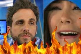 ¿Rodrigo Gonzalez 'elimina' a Karen Schwarz de 'Amor, Amor, Amor'? - FOTOS