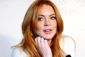 Lindsay Lohan eliminó vídeo sensual de Instagram [VÍDEO]