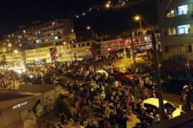 Chile: Video capta escalofriante momento del terremoto de 8,4