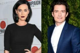 ¡Katy Perry pasa vacaciones junto a Orlando Bloom!