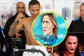 ¿'Ricardo Gareca' elogia a Maicelo y le 'pega' sin compasión a Kina Malpartida?