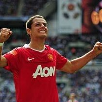 (Video) Manchester United vence 1-0 al Everton con gol del Chicharito en la Premier League
