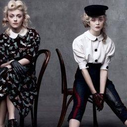 Dakota y Elle Fanning hablan de cómo es crecer bajo las cámaras de Hollywood