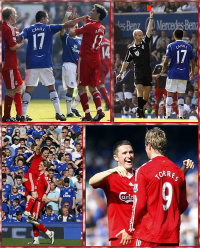 Liverpool se impone 1 a 0 ante el Everton