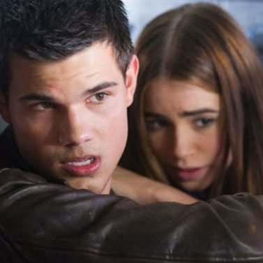 Nuevas fotos: Taylor Lautner y Lily Collins en Abduction