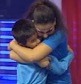 Milagros López Arias pasó a la gran final de Amigos y Rivales