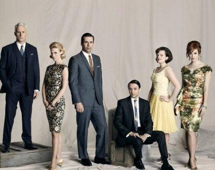 Mad Men regresará a la televisión en el 2012