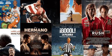 Las mejores películas de deportes ¿cuál es la tuya?