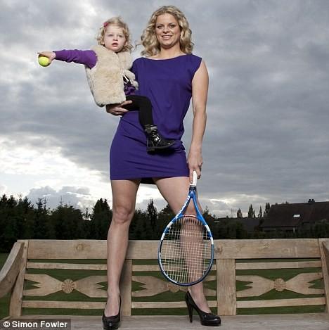 Kim Clijsters será una muñeca de Barbie