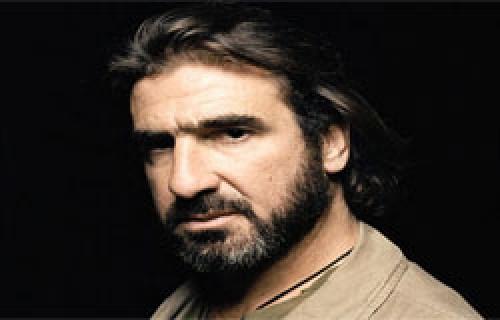 Eric Cantona postulará como presidente de Francia