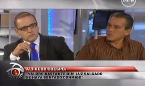 Video: Beto Ortiz botó de su set a abogado de Abimael Guzmán