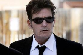 Charlie Sheen visitará Lima para animar el Rock and Roll All Stars 2012
