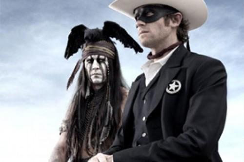 Johnny Depp: Primera foto del actor en el filme 'El Llanero Solitario'