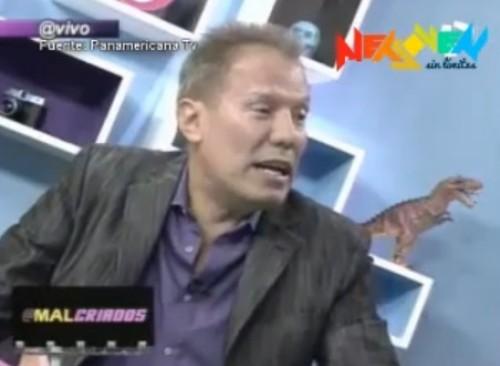 Video: Raúl Romero regresó a la TV en programa de Ádammo