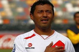 Fútbol peruano: Chorri Palacios se prepara para amistoso ante Nigeria