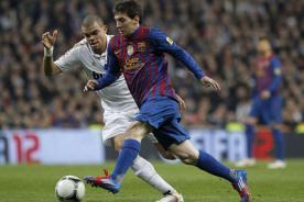 Fútbol español: Real Madrid venció 1-2 al Barcelona en el Camp Nou (Video)