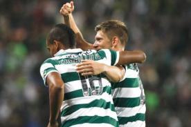Sporting de Liboa con Carrillo de titular ganó 3-2 a Nacional