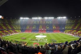 Barcelona vs Chelsea: Así adornarán los hinchas el Camp Nou (Video)