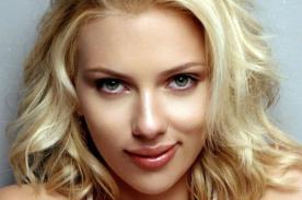 Scarlett Johansson no está feliz con su figura
