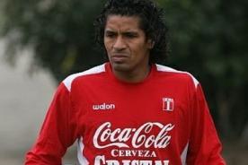 Fútbol peruano: Santiago Acasiete llegó a Lima y estará ante Colombia