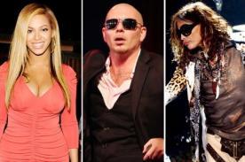 Beyonce, Pitbull y Steven Tyler estarán juntos en nueva película animada