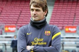 Barcelona: Tito Vilanova firmará por las próximas dos temporadas