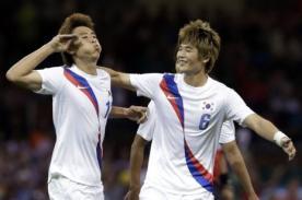 Londres 2012: Corea del Sur ganó la medalla de bronce en Fútbol masculino