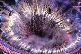 Londres 2012 : Ceremonia de clausura Juegos Olímpicos