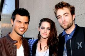 Robert Pattinson y Kristen Stewart no asistirán al estreno de Amanecer 2