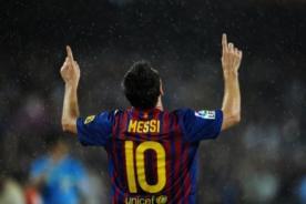 Barcelona: Lionel Messi prefiere ser mejor persona que futbolista