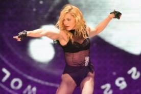 Madonna se siente insegura de sus piernas