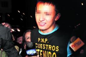 Ollanta apoya traslado de 'Gringasho' a penal de máxima seguridad