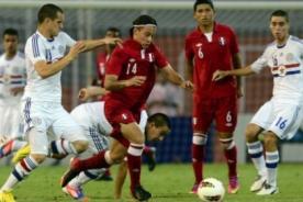 Sudamericano Sub 20: Perú vs Ecuador - Alineaciones confirmadas