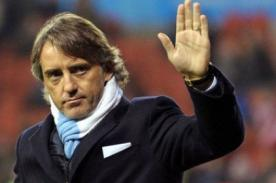 Premier League: Roberto Mancini ya no es técnico del Manchester City
