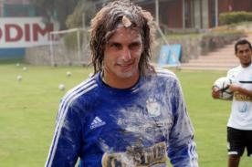 Así celebró Sporting Cristal el cumpleaños de José Carlos Fernández