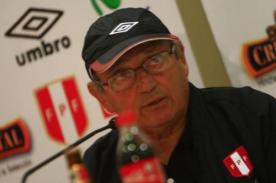 Sergio Markarián: No hubo la dificultad de calor que hubiésemos querido