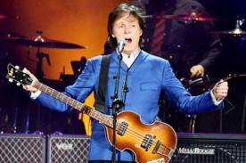 ¡Feliz cumpleaños Paul McCartney! Genio de la música celebra 71 años