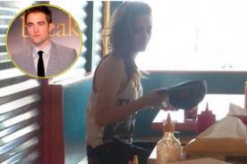 Kristen Stewart luce triste sin Robert Pattinson