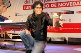 Pedro Suárez Vértiz batió récord con su libro: Gracias a todos por leerme