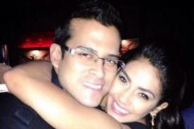 Vania Bludau y Christian Domínguez terminaron su relación de tres años