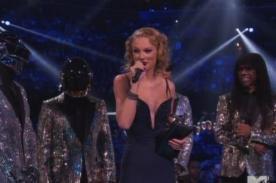Taylor Swift gana en Mejor Video Femenino de los Video Music Awards 2013