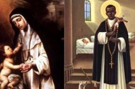 ¿Santa Rosa de Lima y San Martín de Porres se conocieron?
