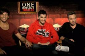 This is us: Cinescape revela adelanto de entrevista a One Direction - VIDEO