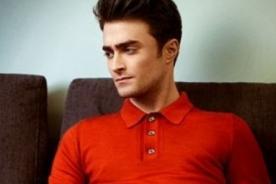 Daniel Radcliffe siente que nunca terminará con la fama de Harry Potter