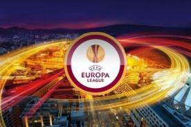 Europa League: Programación de los partidos para hoy