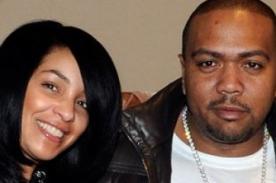 Timbaland: Esposa lo dejaría en la ruina
