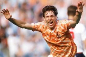 Un día como hoy nació un grande: Feliz Cumpleaños Marco Van Basten - Video