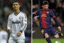 Copa del Rey: Real Madrid y Barcelona podrían enfrentarse en la final